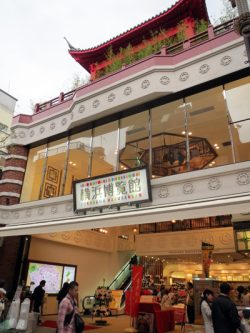 横浜中華街・横浜博覧館の「ベビースターランド」