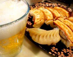 しそ餃子・餃子の作り方!急遽夕食が翡翠麺・しそ餃子に!!