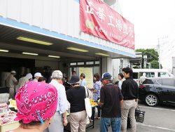 翡翠麺登場!!正華の夏が始まりました