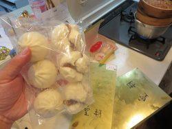 横浜中華街世界チャンピオンの肉まん皇朝(こうちょう)通販お取り寄せを夜食で