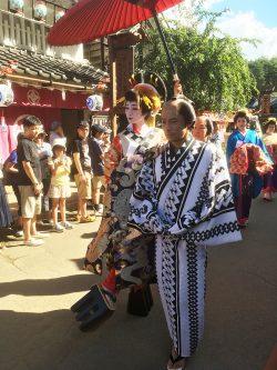 夏旅行・鬼怒川温泉~EDO WONDERLAND 日光江戸村に行って来ました