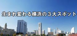 横浜が新しくなる!アンパンマンこどもミュージアム・三井アウトレットパーク横浜ベイサイド・新港地区客船ターミナルをまとめてみた