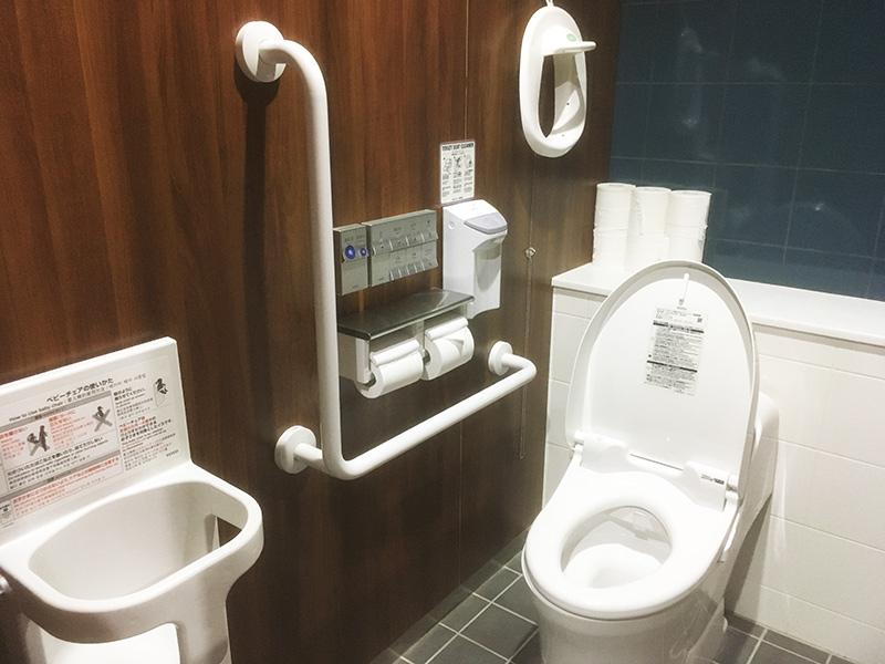 MEGAドン・キホーテ-港山下総本店-トイレ