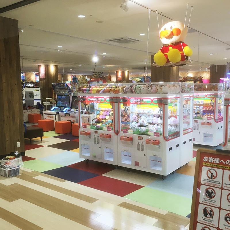 MEGAドン・キホーテ-港山下総本店--ゲームセンター