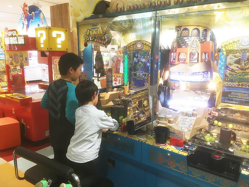 MEGAドン・キホーテ港山下総本店-ゲームセンター コインゲーム