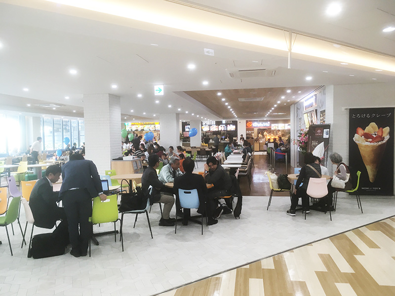 MEGAドン・キホーテ-港山下総本店 フードコート