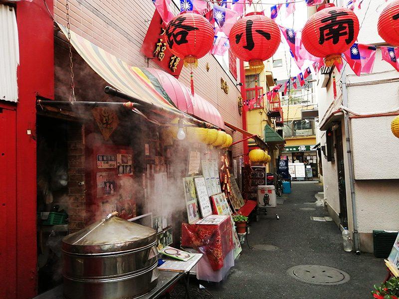 横浜中華街 おすすめのランチ 安いランチ 福楼