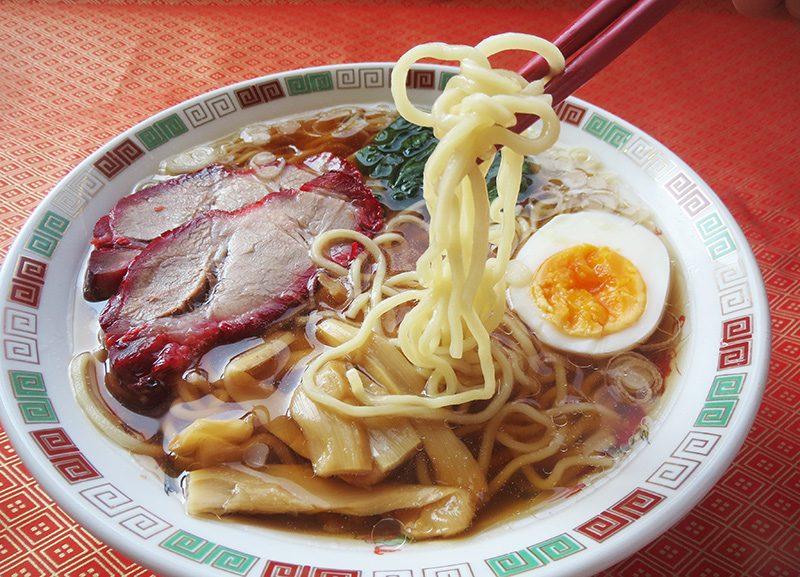 チャーシュー麺 ラーメン