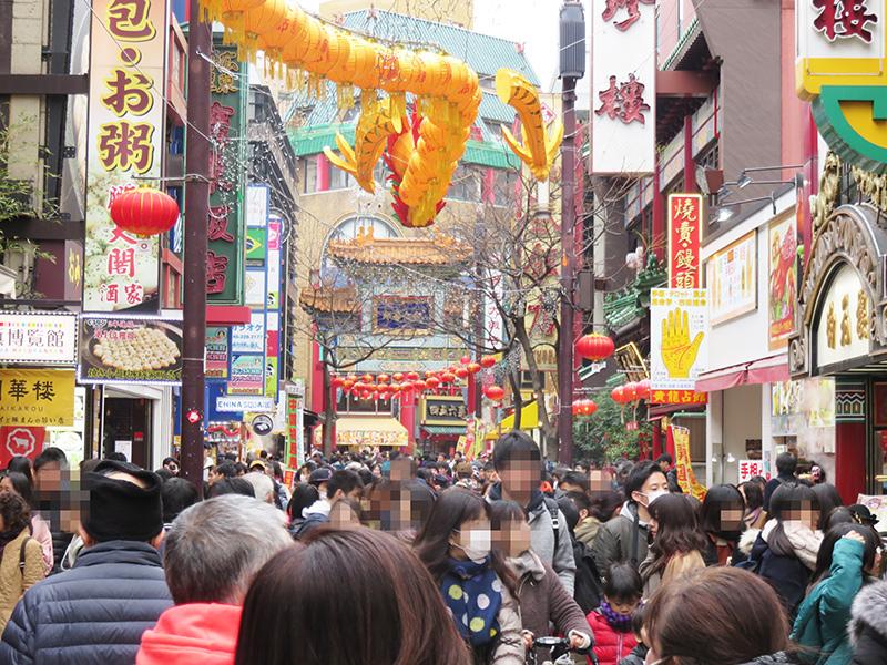横浜中華街 春節 混雑は?おすすめのお店