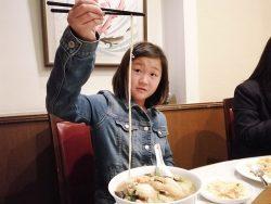横浜中華街 海鮮一本麺 京華楼