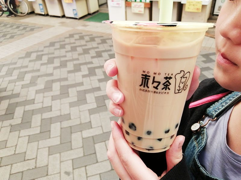 弘明寺商店街のおすすめのタピオカ
