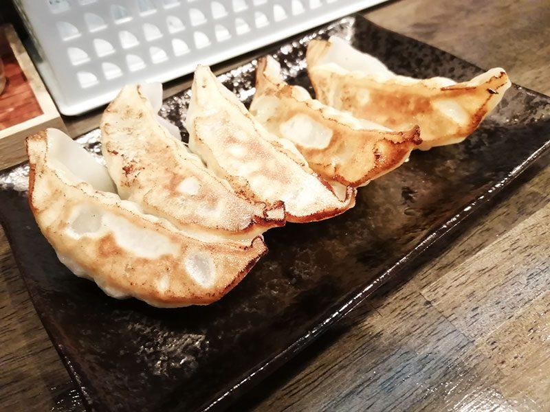 中華食堂 横浜市南区中村町 餃子