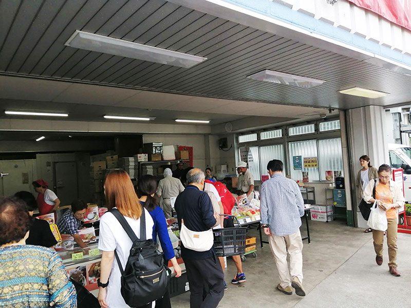 横浜のお中元 販売店
