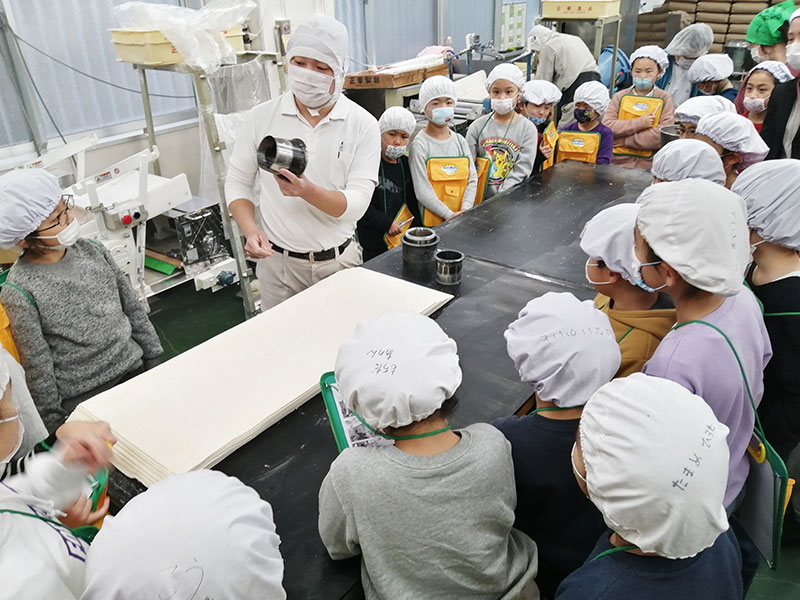 餃子 工場見学