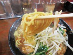 京急富岡駅 峰の家 モツラーメンはおいしい?