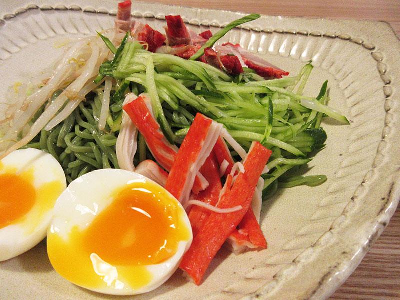 自宅で翡翠麺 調理方法は?